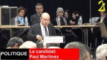 Philippe Tautou: 1er président du GPSO