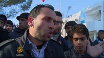 Tensions high in Tunisia protests over unemployment