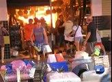 Incêndio de grandes proporções atinge loja FIM do Mundo