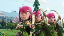 Clash of clans New Animation   Clash of Clans New Full Movie Animation