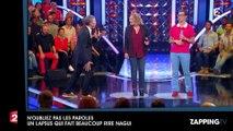 Le Grand Journal : Bouli Lanners pose une question très indiscrète à Miss France (vidéo)