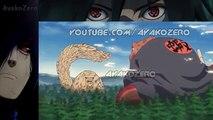 Naruto Shippuden Eds 387 -ナルト- 疾風伝 Anime Review -- Naruto & Sasuke Vs Obito Juubi Finale