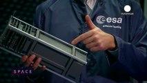 ESA Euronews: Les nanosatellites jouent dans la cour des grands