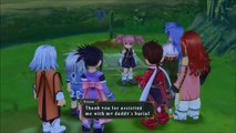 Tales of Symphonia Chronicles - Character Introduction - Presea