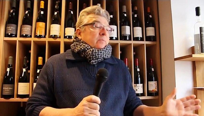 """Laurent de Zanet : """"le vin bio est une passion"""""""