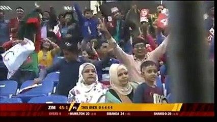 Bangladesh vs Zimbawe 2016 3rd T20 Highlight