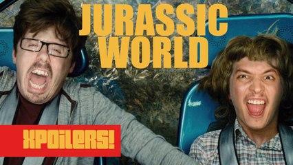 Jurassic World - XPOILERS!