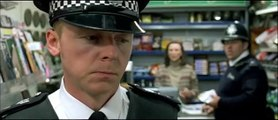 HOT FUZZ Bloopers Gag Reel (Uncensored)) Simon Pegg, Nick Frost (720p FULL HD)