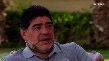 "Diego Maradona: ""One word, Messi or Cristiano Ronaldo? Lionel Messi"""