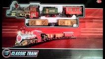 Tren Seti - Oyuncak - Lokomotif Tren paket içeriği ve kurulumu