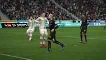 Borussia Mönchengladbach vs. Borussia Dortmund - FIFA 16 Prediction with EA Sports