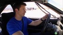DeLorean vs KITT vs General Lee - Hollywood Cars - Top Gear USA - Series 2