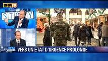"""Jean-Christophe Lagarde voudrait """"des garanties"""" dans le cadre de l'état d'urgence"""