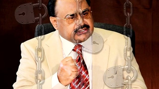 Join the Protest Against Illegal Media Black Out of MQM Quaid Altaf Hussain