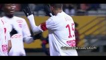 Youssouf Hadji Goal - Nancy 3-3 Nimes - 22-01-2016 HD