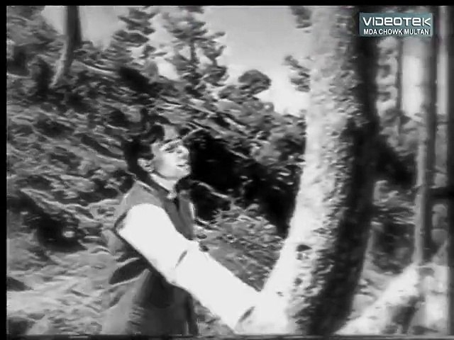 O Meray Shokh Sanam - Sangdil   - Original DvD B/W Gems  Vol. 1