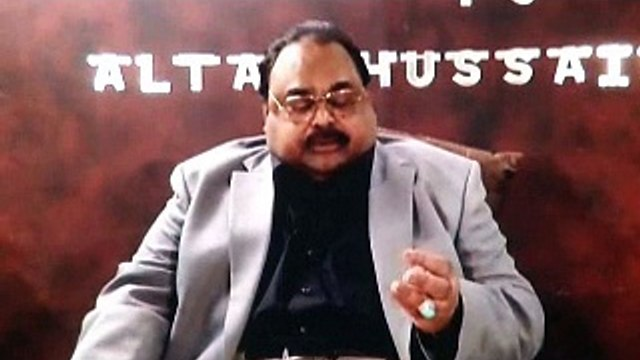 Part-2: Important message of MQM Quaid Altaf Hussain to Mojhairs & all other ethno-linguistic groups