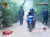 Lao NEWS on LNTV: The Vientiane Police Office issues robbery warning.7/1/2015