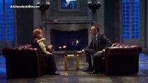 Isabel Allende habla sobre su tío, Salvador Allende: Creo que fue un buen político Al Rinc
