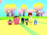 Мультфильмы для Детей - Руби и Йо-Йо - Сердитый Краб