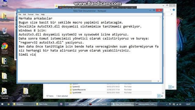 Knight Online Basit Macro Yapimi (VB Net 2010) - Dailymotion Video