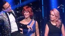 Olivier Dion et Candice Pascal - DALSTournée Nantes 16/01/16 - Bollywood Commentaires des juges