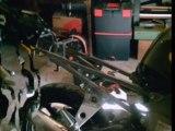Montage Honda 125 NSR