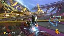 Nintendo Wii-U Mario Kart 8 [HD Video] Leaf Cup - Blatt Cup 100ccm High Quality Gamingstream Lets´s Play Mario Kart   8
