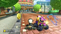 Nintendo Wii-U Mario Kart 8 [HD Video] Mushroom Cup - Pilz Cup 100ccm High Quality Gamingstream Lets´s Play Mario Kart   8