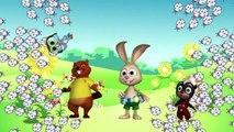 Wild Animal Baby Explorers | Hurray For Hippos + Shell Game | S1E9