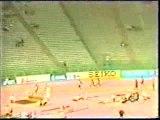 """Record du monde de 1500m 3""""26""""00 Hicham El Gerrouj"""