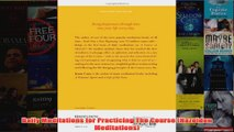 Download PDF  Daily Meditations for Practicing The Course Hazelden Meditations FULL FREE