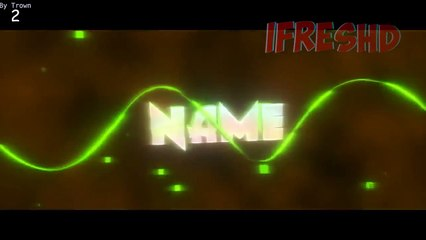 TOP 10 Blender Intro Template #70 + Free Download