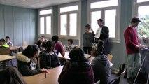 Seconde session brainstorming sur le budget participatif dans un collège - Paris