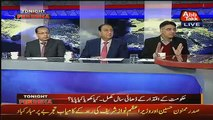 Asad Umar Reve-aled How PM Nawaz Sharif is Giving Contract to Saif Ur Rehman During Live Show