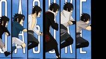 All Sasuke Uchihas Ages & Canon Legit Forms in Order