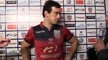 16° Journée de ProD2 ASBH - Provence Rugby réaction François Ramoneda