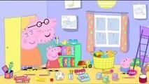 Temporada 4x09 Peppa Pig El Juego De Los Dias De Lluvia Español