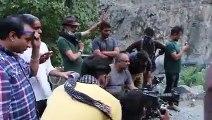 Atif Aslam behind the scene of Dil Karay from Ho Mann Jahan  2016