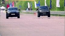Porsche Cayenne Turbo Gemballa vs Land Rover RRS vs Mercedes Benz ML63 AMG