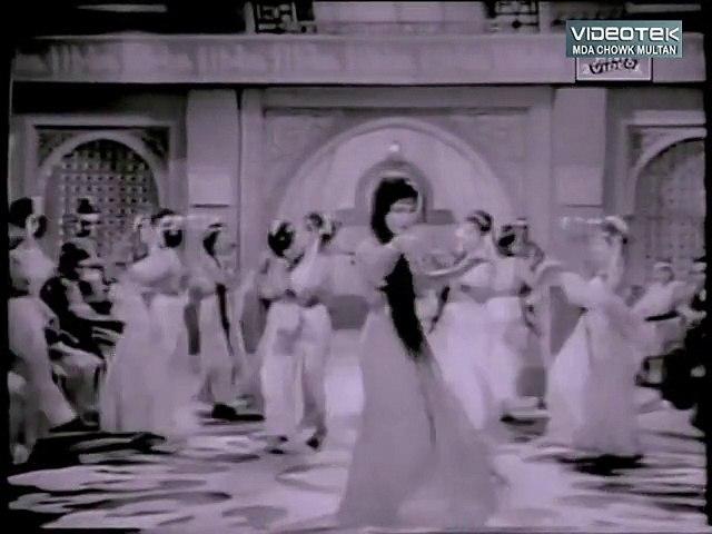 Shama Ka Shola BhaRak Raha Hay - Aadil  - Original DvD B/W Gems  Vol. 1