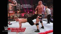 WWE Network Cena, Angle, HBK, Kane, Masters & Carlito vie for WWE Title New Year's Revolution 2006