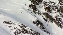 Run Anne-Flore MARXER (SUI/FRA)  -  Vallnord Arcalís - Swatch Freeride World Tour 2016