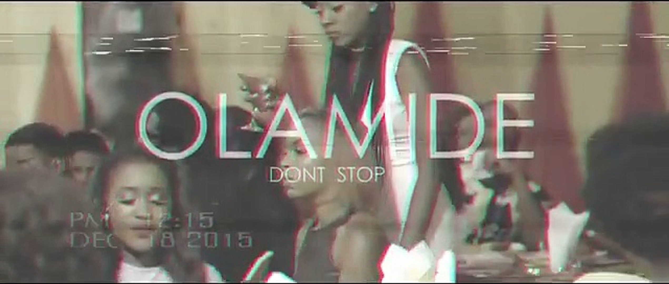 Olamide - Dont Stop