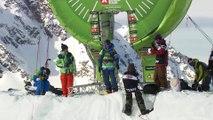 Run Loic Collomb-Patton (FRA) - Vallnord Arcalís - Swatch Freeride World Tour 2016