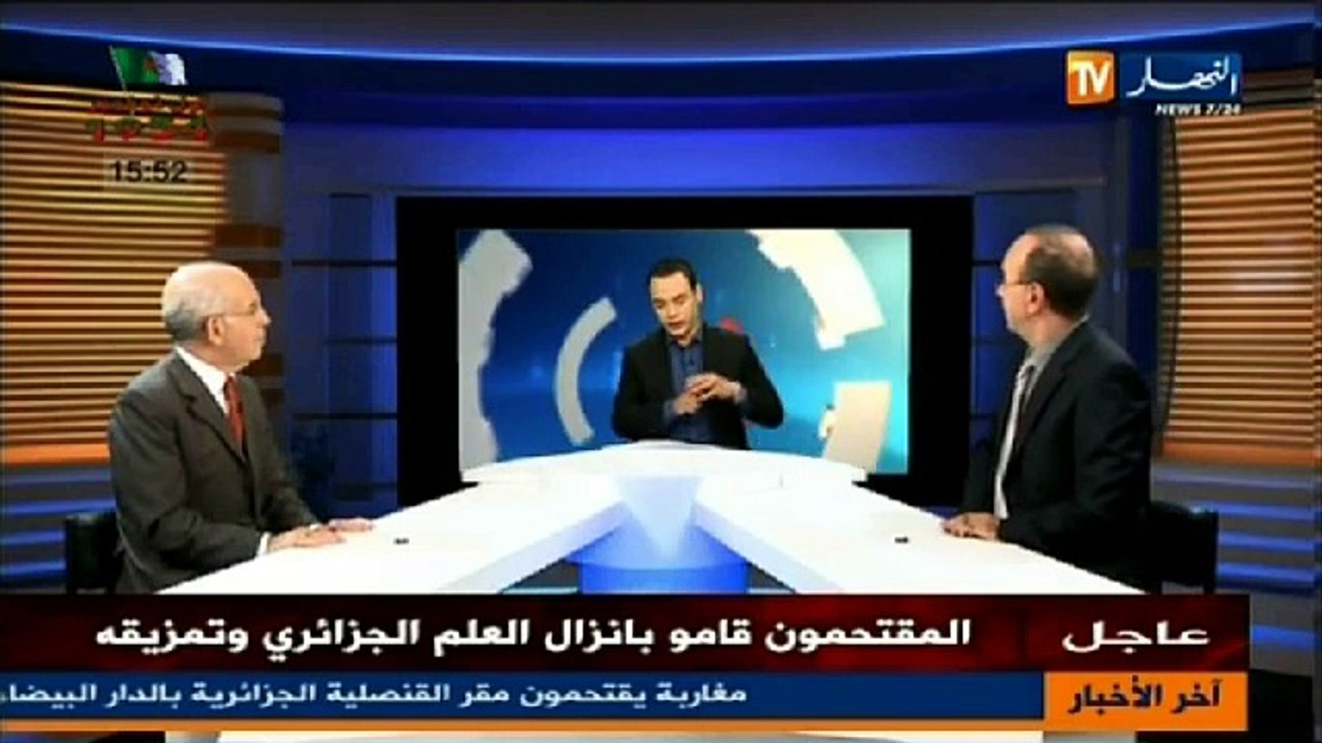 عين حدث -العلاقات الجزائرية المغربيه -3-