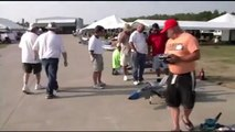 """US Largest R/C Jet Turbine Airshow  """"Jets Over Kentucky 2010""""  Video of  Hobby And Fun"""