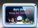 New 7 inch Kids Tablet PC Dual Core Android 4.2 A23 512M 4G Wifi Dual camera tablets Kids Games tablets for children-in Tablet PCs from Computer