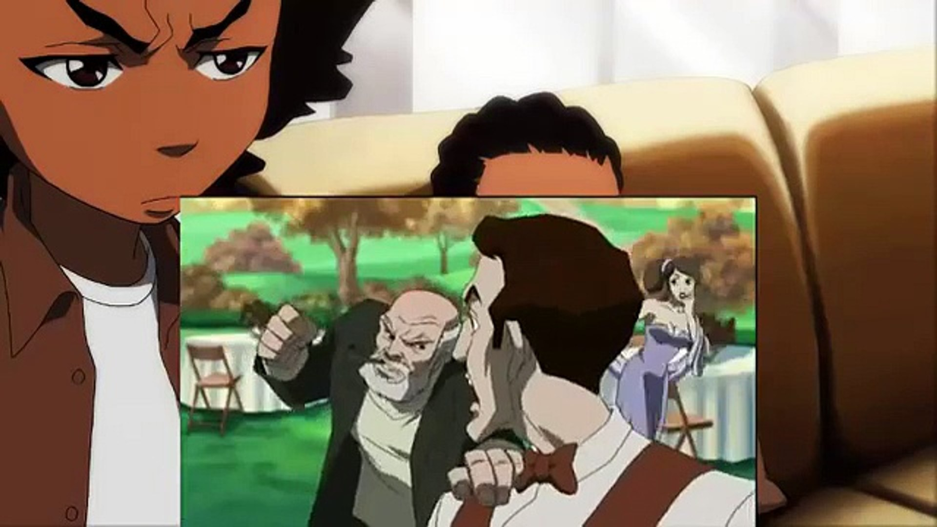 25+ Watch The Boondocks Season 1 Online Free Images