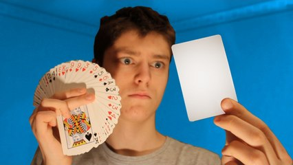 Rendre une Carte Invisible ! (Tuto Tour de Cartes)